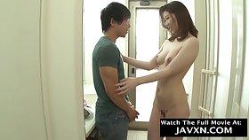 Stepson Loves His Advanced Stepmom Japan Sex