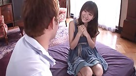 Insouciant fucking all over the house with cock loving Yuma Asami