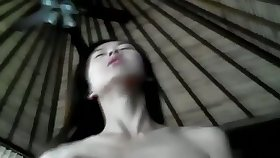 This Chinese dick voyager is one slim slut more a never grand finale sex drive