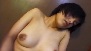 Sweet Asian babe Yuki knows what a naughty guy expects from her