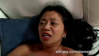 Asian Lucky gets fucked