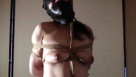 BDSM 30's Married Amateur Kanae